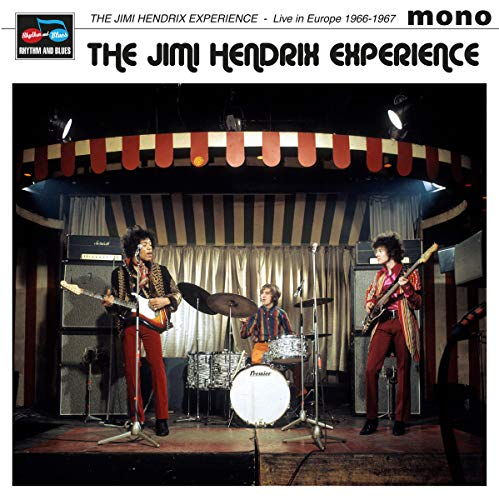 Live in Europe 1966-67