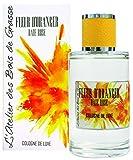 L'Atelier des Bois de Grasse Cologne de Luxe Fleur d'Oranger Baie de Rose 100 ml