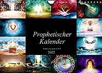 Prophetischer Kalender: Bilder einer anderen Welt (Wandkalender 2022 DIN A4 quer): Zwoelf prophetische Bilder grafisch dargestellt. (Monatskalender, 14 Seiten )