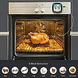 Zoom IMG-1 ireenuo termometro cucina digitale termometri