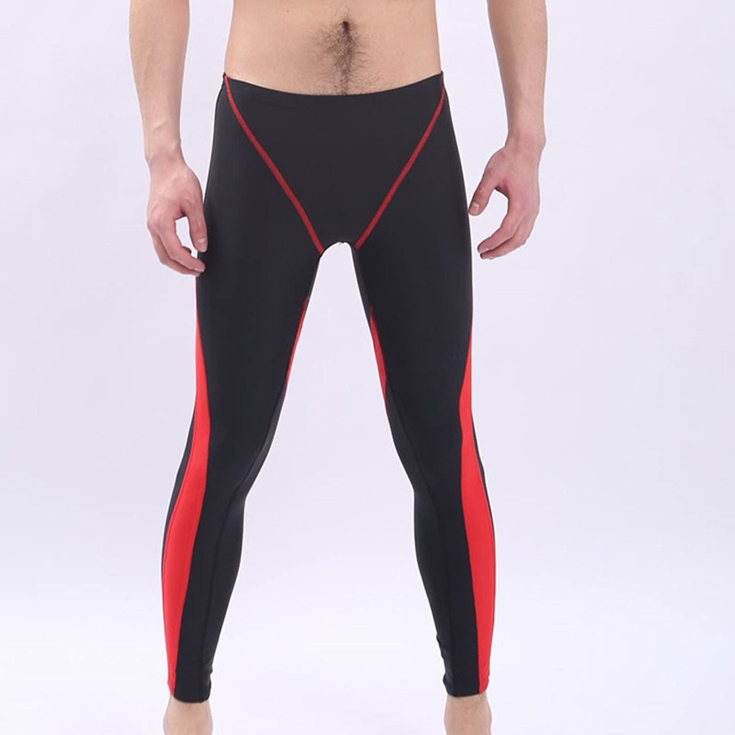 Xiaoxiaozhang Professional Training Wettbewerb Lange Badehose Herren Badehose, Badehose, Badehose, L B07F7Z1DMS  Langfristiger Ruf d5024c