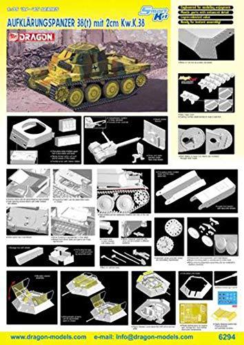Dickie-Tamiya Dragon 500776294 - Maqueta de Tanque de