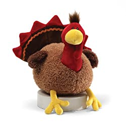 collectible turkey, traditions to start on baby's first thanksgiving