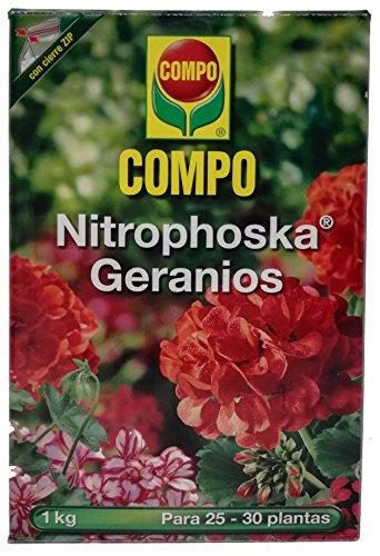 Compo-Abono geranios 1 kg