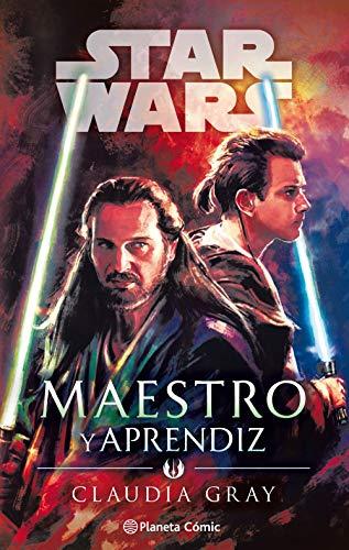 Star Wars Maestro y aprendiz: Obi-Wan y Qui-Gon