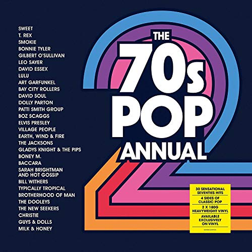 70S Pop Annual 2   Various [Vinilo]