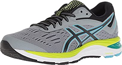ASICS Women's Gel-Cumulus 20 Running Shoes, 10, Stone Grey/Black