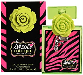Nicole Polizzi Snooki Couture Eau de Parfum Spray for Women, 3.4 Ounce
