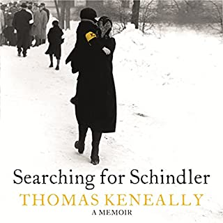 Searching for Schindler cover art