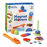 Learning Resources- Magnet Movers STEM Explorers, Colore, LER9295