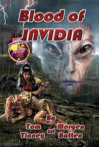 Blood of Invidia: Maestru Series Book 1 by [Tom Tinney, Morgen Batten]