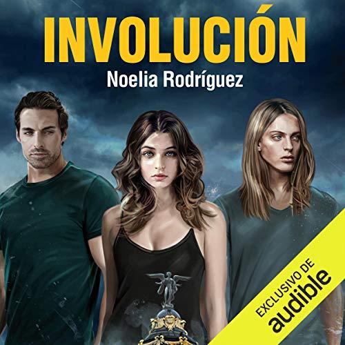 Diseño de la portada del título Involución
