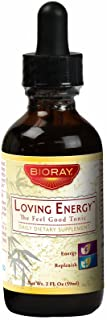 Stress Relief Herbal Supplement by Bioray | Loving Energy Replenishes Adrenals, Restores Creative Energy, Supports Lungs a...