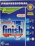 Calgonit Finish Professional Powerball Tabs 125 pezzi