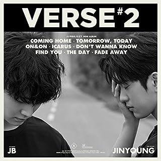 JYP Entertainment JJ Project - Verse 2 (2nd Album) [Tomorrow ver.] CD+Photobook