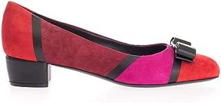 SALVATORE FERRAGAMO Luxury Fashion Womens 01Q426 Multicolor Heels | Fall Winter 19