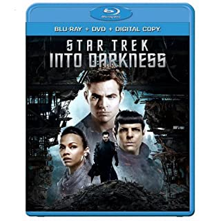 Star Trek Into Darkness [Blu-ray + DVD + Digital Copy] (Bilingual) (B00A7ZH9WK) | Amazon price tracker / tracking, Amazon price history charts, Amazon price watches, Amazon price drop alerts