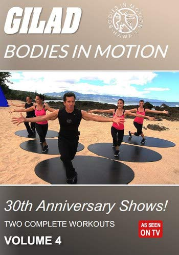 Gilad Bodies in Charlotte Mall Motion: 30th Shows 4 Volume Anniversary Max 62% OFF
