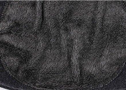 Unisex Wolle Cashmere Kniebandage Pads Winter Warm Thermo-Knielinge Sleeve für Frauen Herren - 3