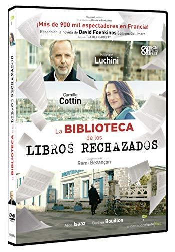 La Biblioteca De Los Libros Rechazados [DVD]
