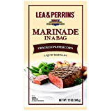 Lea & Perrins Cracked Peppercorn Marinade In a Bag (12 oz Bags, Pack of 10)