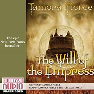 The Will of the Empress audiobook cover art