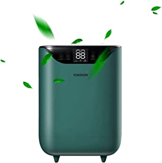 Humidifiers with Wick Filter for Large Small Room Bedroom 4L,YOKEKON 1.05 Gal Top Fill Cool Moisture Evaporative Humidifie...