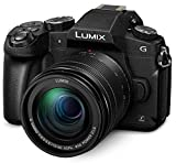 Panasonic LUMIX G85 4K Digital Camera, 12-60mm Power O.I.S. Lens, 16 Megapixel Mirrorless Camera, 5...