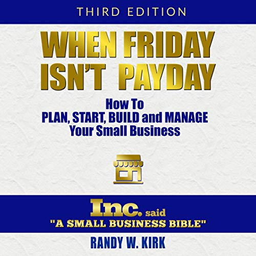 When Friday Isn't Payday Audiobook By Randy Kirk cover art