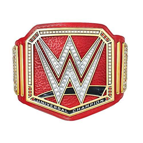 WWE Authentic Wear ユニバーサルチャンピオンシップ レプリカ タイトルベルト マルチ