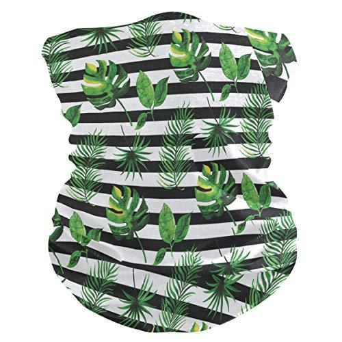 Sawhonn bananenblad, reikwijdte voor halsdoek, mascara, gezichtsmasker, haarband, bivakmuts, hoofdwraps sjaal voor sport vrouwen en mannen