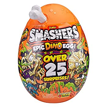 Zuru Smashers Epic Dino Egg Collectibles