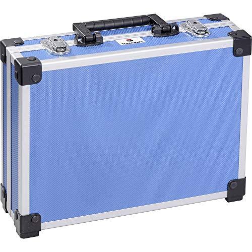 Toolcraft ALUKOFFER BLAU 345X285X105