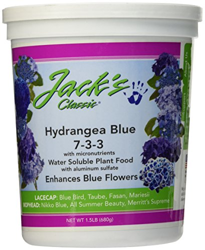 J R Peters Inc 59324 Jacks Classic No. 7-3-3 Hydrangea...