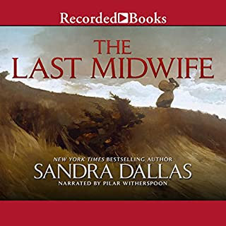 The Last Midwife audiobook cover art