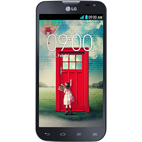 LG L90 Dual 11,9 cm (4.7 Zoll) 1 GB 8 GB Dual-SIM Schwarz 2540 mAh - Smartphones (11,9 cm (4.7 Zoll), 1 GB, 8 GB, 8 MP, Android 4.4.2, Schwarz)