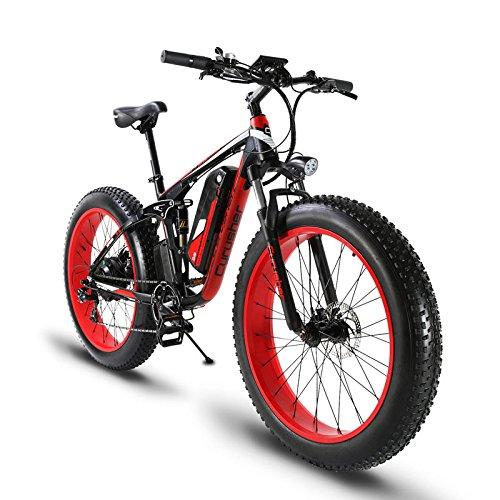 Extrbici Vélo Électrique Homme 1000W...