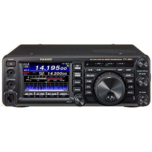 FT-991A 八重洲無線 HF/50/144/430MHz帯オールモードトランシーバー