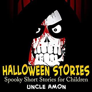 Halloween Stories cover art