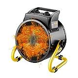 SHPEHP Portátil Calefactor Eléctrico para Hogar Uso,Cerámico...