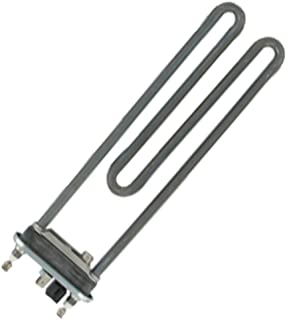 Spares2go elemento calefactor de agua para Philips lavadora (2050W/230V)