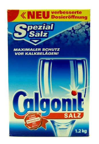 Calgonit speciaal zout 1,2 kg