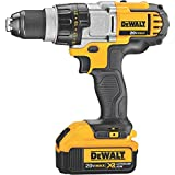 DEWALT 20V MAX Drill/Driver, 3-Speed, Premium 4.0Ah Kit (DCD980M2)