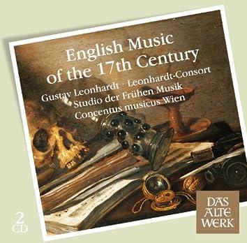English Music of the 17th Century (DAW 50)