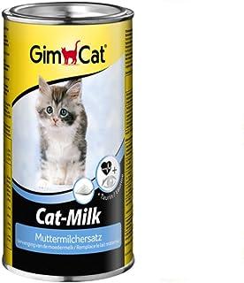 جيمبورن جيم كات حليب مجفف للقطط الصغيرة لصحة الامعاء وصحة الجلد ، 200 غ