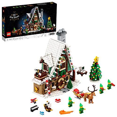 LEGO Kit de construcción 10275 Club de los Elfos (1197 Piezas)
