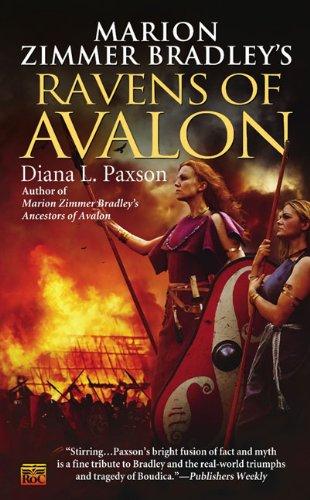 Marion Zimmer Bradleys Ravens Of Avalon