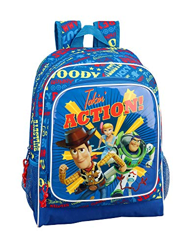 Toy Story 4 Mochila Grande Adaptable a Carro