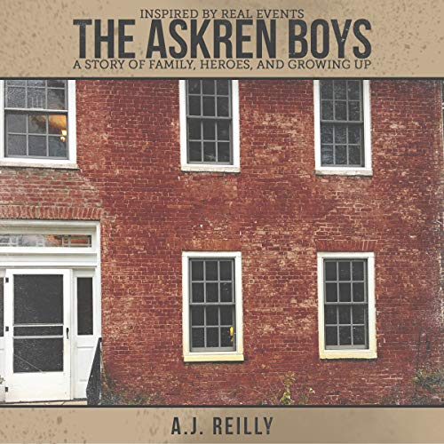 The Askren Boys: A Story of Family, Heroes and Growing Up audiobook cover art