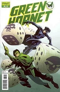 Green Hornet No. 31 Phil Hester Cover